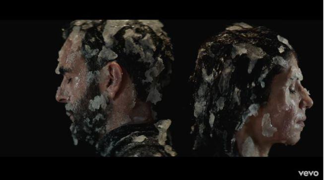 Giorgia e Marco Mengoni - Come neve